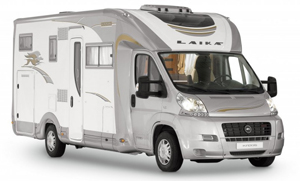 Low Profile Roof Bed Coach Built Motorhome Conversion
