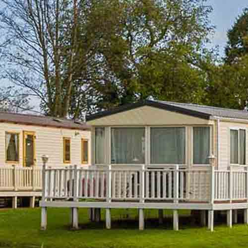 private caravan rental