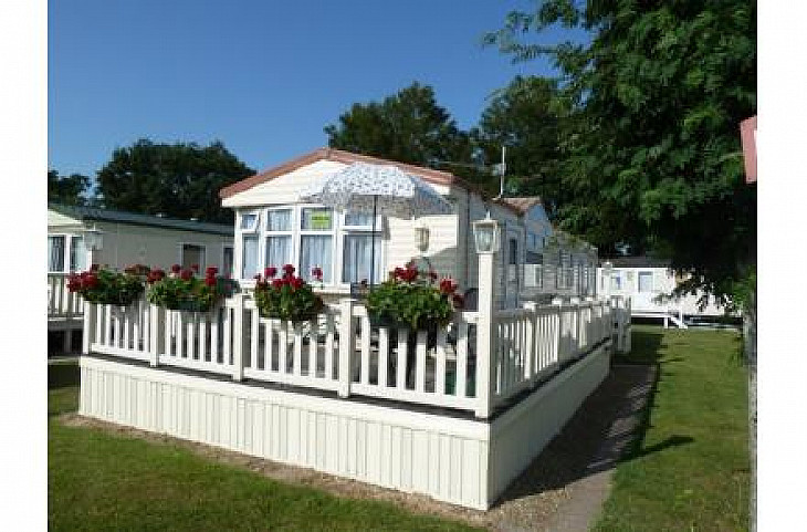 Caravan rental New Milton - Willerby Lyndhurst