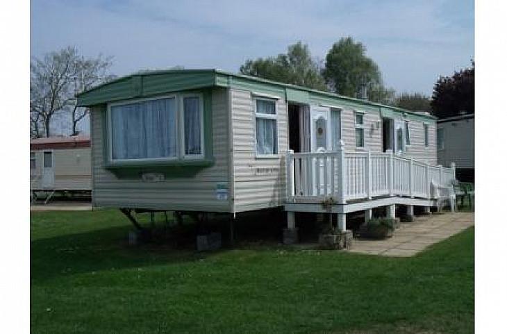 Caravan rental Watchet - Atlas Mayfair Delux