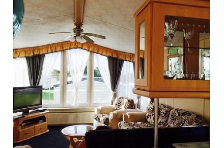 Caravan rental Watchet - Willerby Aspen