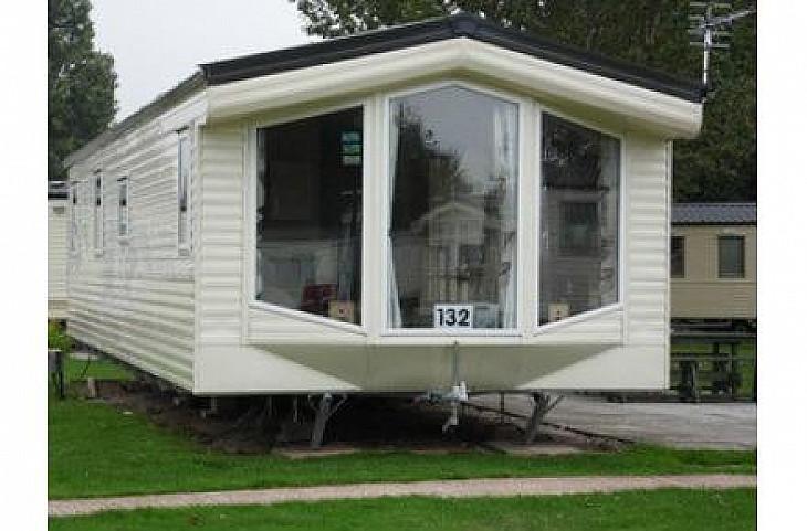 Caravan rental Minehead - Willerby Sierra