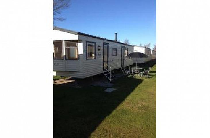 Caravan rental Prestatyn - Willerby Hearld Gold