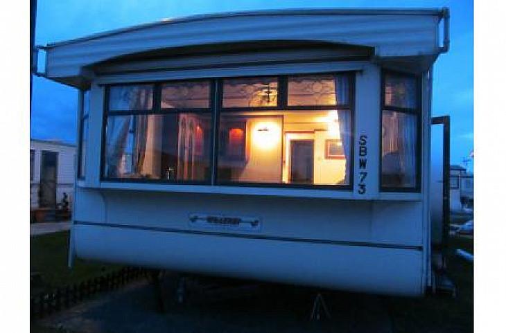 Caravan rental Rhyl - Willerby Westbury