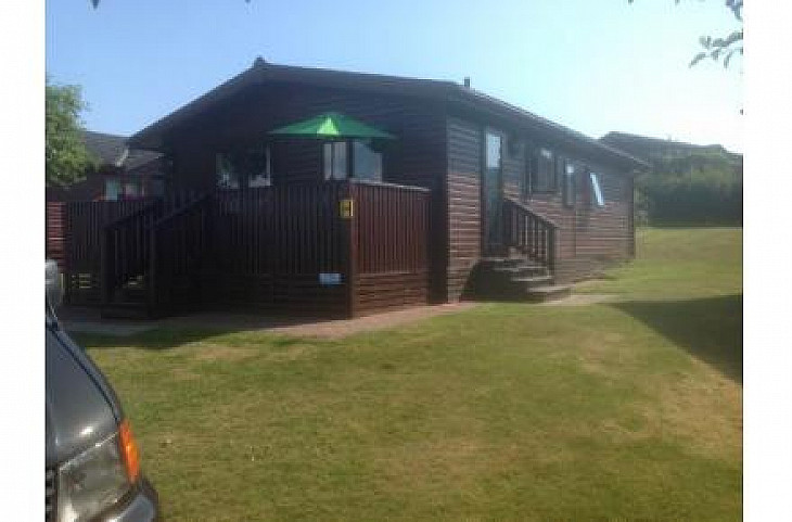 Caravan rental Pwllheli - Forest Lodge