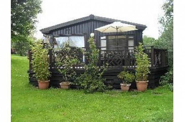Caravan rental Pwllheli - Timber Lodge Wonderland