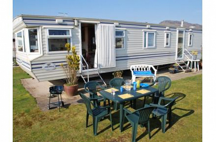 Caravan rental Porthmadog - Willerby Lorne