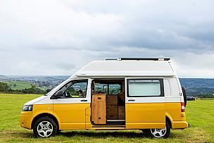Campervan hire Leeds