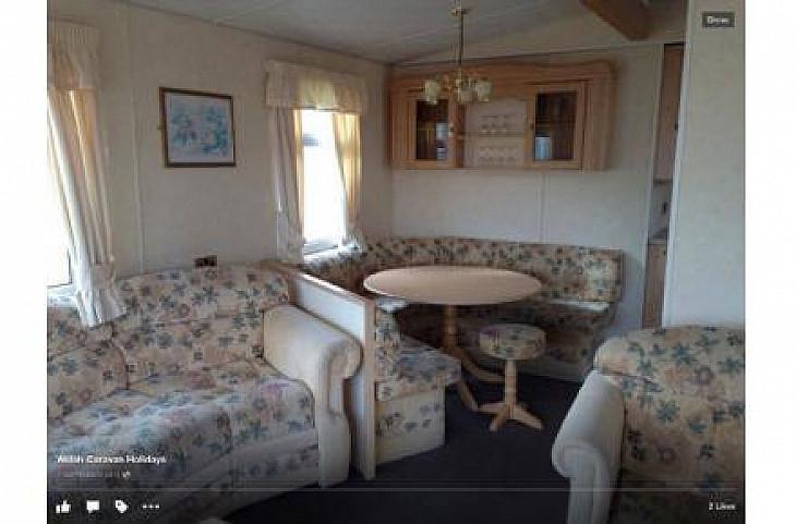 Caravan rental Towyn - Cosalt Devon