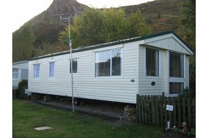 Caravan rental Conwy - Atlas Lakeland Super