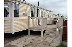 Willerby Granada Static Caravan  for hire in  Towyn