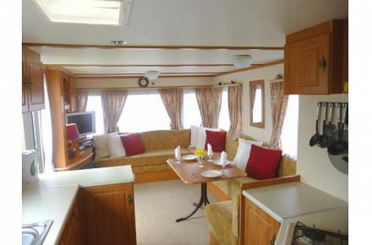 Caravan rental Porthmadog - Willerby Gold