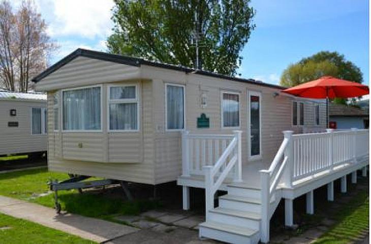 Caravan rental Minehead - Willerby Solstice