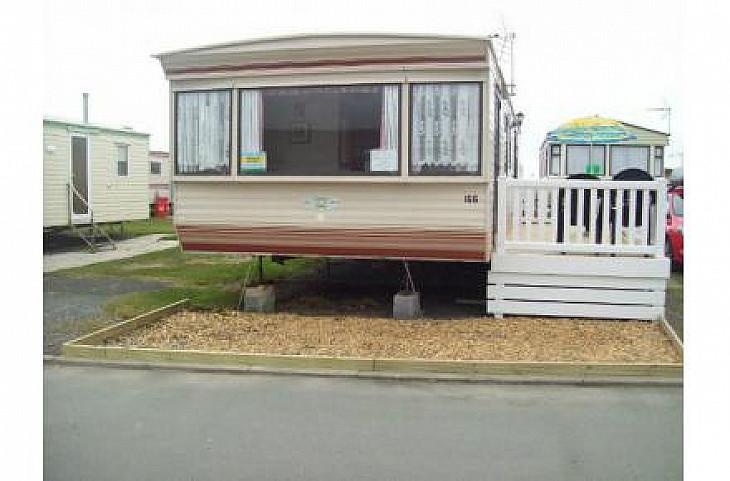 Caravan rental Tal-y-Bont - Cosalt Caprice Super