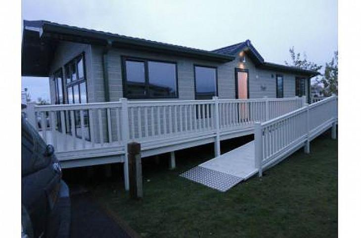 Caravan rental Prestatyn - Versilles Victory Lodge