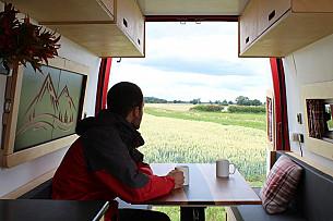 Campervan hire York