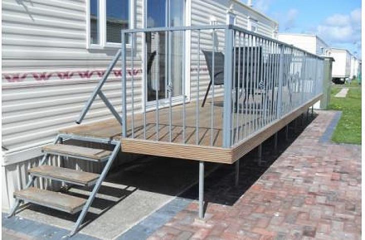 Caravan rental Rhyl - Willerby Lyndhurst