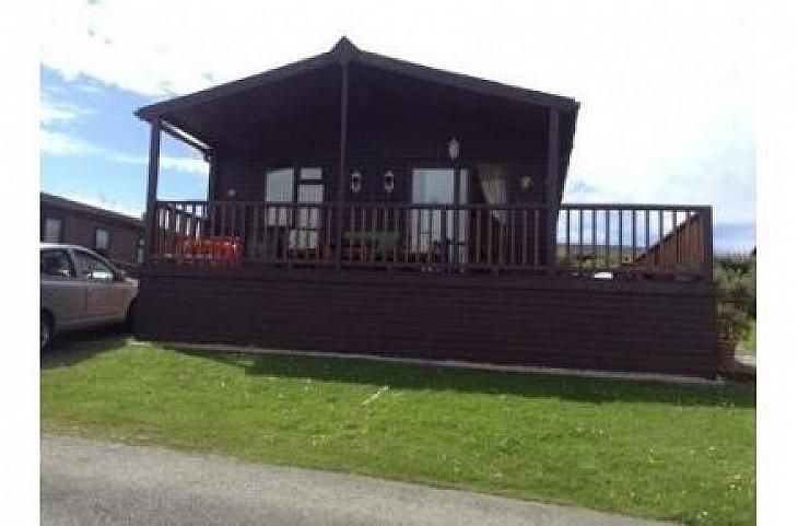 Caravan rental Pwllheli - Lodge Luxury