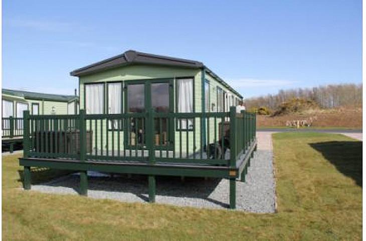 Caravan rental Pwllheli - ABI Sunningdale