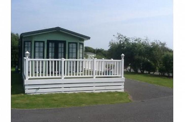 Caravan rental Porthmadog - Willerby Vision