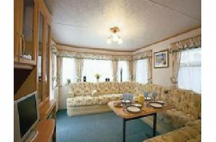 Caravan rental Rhyl - Pemberton Sovereign