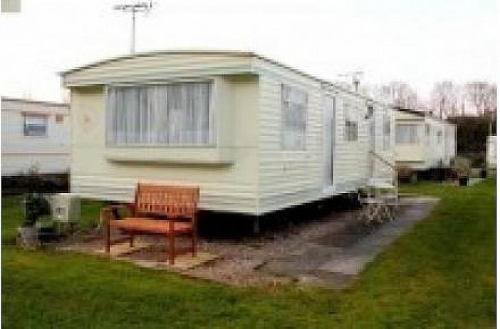 Caravan rental Conwy - Atlas Moonstone