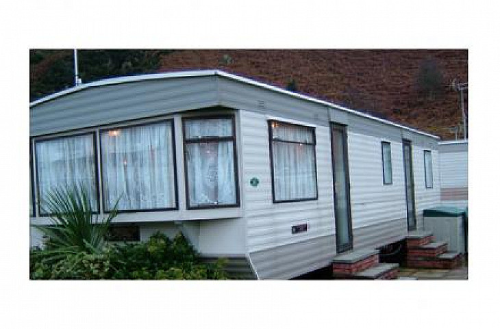 Caravan rental Conwy - Atlas Sherwood