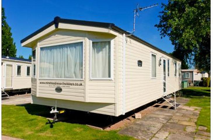Caravan rental Minehead - Atlas Chorus-4