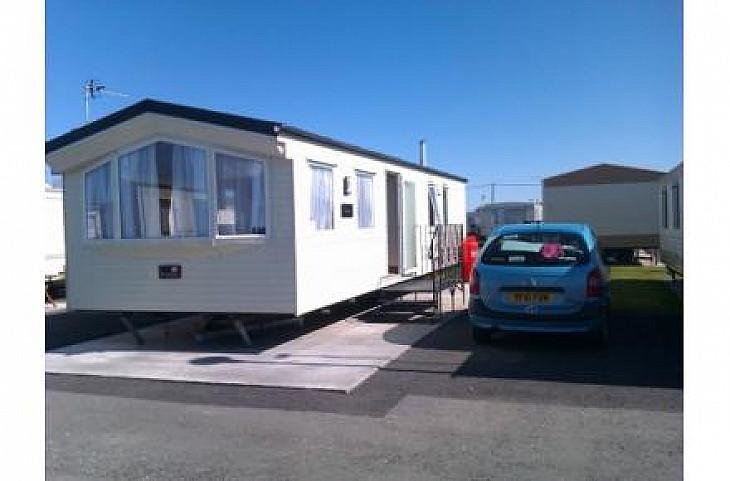Caravan rental Rhyl - BK Bluebird Carnivile