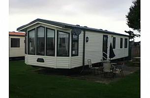 Willerby Aspen Static Caravan  for hire in  Rhyl