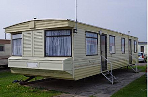 Atlas Deuville Static Caravan  for hire in  Prestatyn
