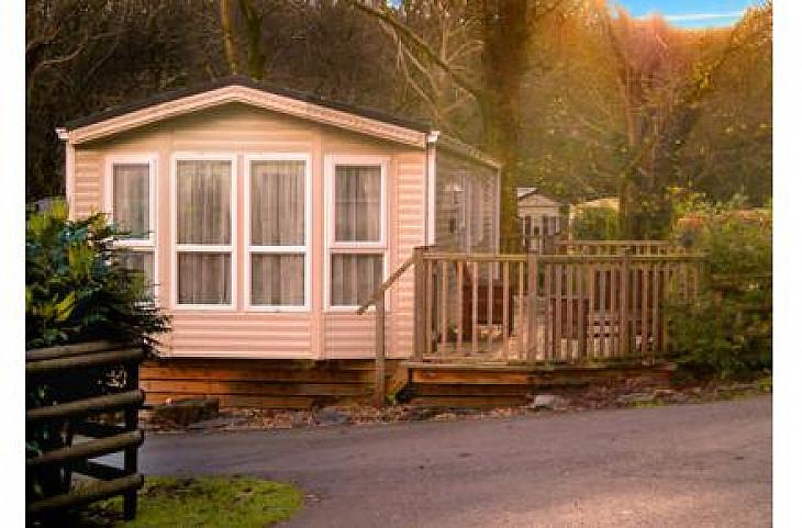 Caravan rental Porthmadog - Willerby Winchester