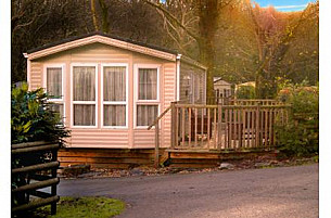 Willerby Winchester Static Caravan  for hire in  Porthmadog