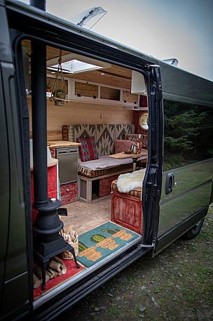 Campervan hire Newcastle