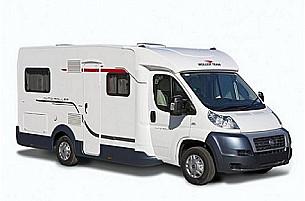 Motorhome hire Stoke-on-Trent
