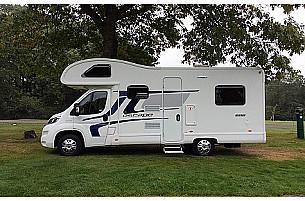 Swift  Escape 686 Motorhome  for hire in  Callander