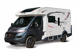 Motorhome hire Exeter
