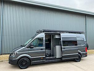 Volkswagen Crafter Campervan  for hire in  Exeter
