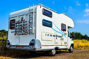 Motorhome hire London, UK