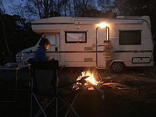 Campervan hire Poole