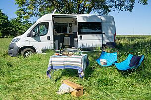 Campervan hire Melbourn