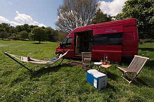 Campervan hire Bristol