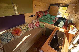 Campervan hire Havant