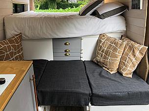 Campervan hire Sheffield