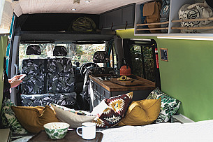 Campervan hire Bournmouth