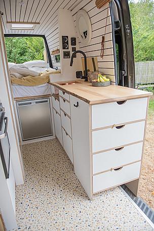 Campervan hire Cowbeech