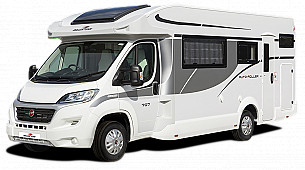 Rollerteams 707 Motorhome  for hire in  Oxford