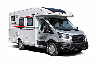 Rollerteams zefiro 665 Motorhome  for hire in  Oxford