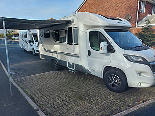 Motorhome hire Plymouth