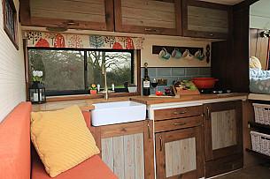 Campervan hire Downside
